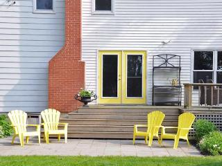 Charming 4 bedroom Vacation Rental in Prince Edward County - Prince Edward County vacation rentals