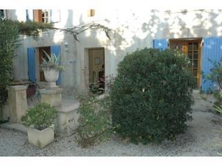 Casa Dora - Entry and terrace - 'Casa Dora' 2bed, 2bath, pool, heart of Provence - Rognonas - rentals