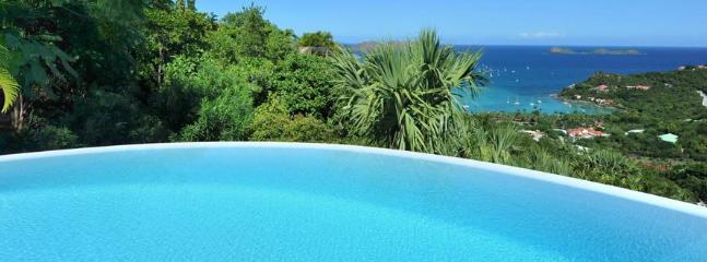 Perfect 3 Bedroom Villa on the Hillside of Saint Jean - Saint Jean vacation rentals