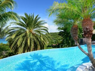Spacious 4 Bedroom Villa with View of Saint Jean Bay - Saint Jean vacation rentals