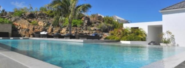 Contemporary 6 Bedroom with Ocean View in Petit Cul de Sac - Petit Cul de Sac vacation rentals