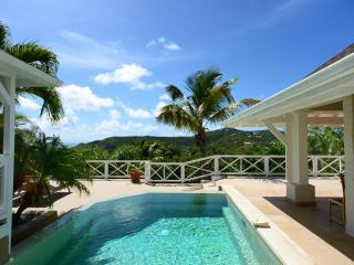 3 Bedroom Villa with Panoramic View of the Ocean in Saint Jean - Saint Jean vacation rentals