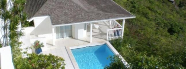 Private 3 Bedroom Villa with Panoramic View in Colombier - Anse des Flamands vacation rentals