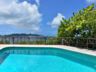 Comfortable 1 Bedroom Villa with Pool & Gazebo in Pointe Milou - Pointe Milou vacation rentals