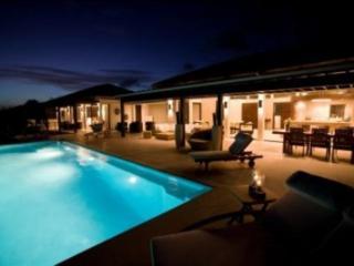 Marvelous 4 Bedroom Villa overlooking the Caribbean Sea in Little Harbour - Little Harbour vacation rentals