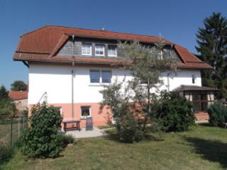 Vacation Apartment in Bischofroda - 1076 sqft, affordable, natural, comfortable (# 4903) - Thuringia vacation rentals