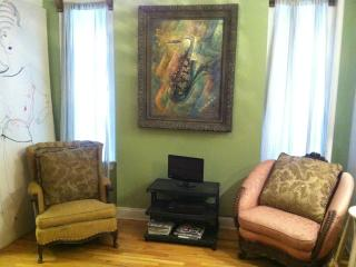 2BR Vacation Rental sleep 4 Nr Central Pk Columbia - New York City vacation rentals