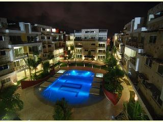NICE DECOR - VERY BIG *  GYM *JACUZZI * STEPS FROM 5th AV & MAMITAS BEACH - Playa del Carmen vacation rentals