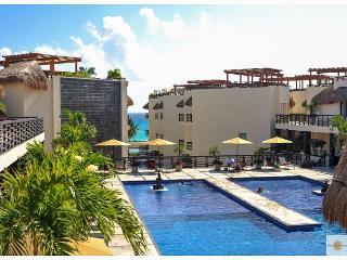 GORGEOUS CONDO  with big terrace & private pool in Mamitas Beach Playa Carmen - Playa del Carmen vacation rentals