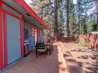 Tahoe Vista Cabin - Tahoe Vista vacation rentals