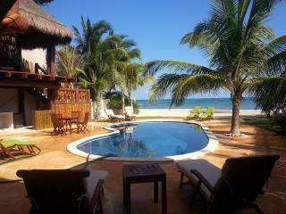 Private House-Casa Bella One of a Kind-Ocean Front - Puerto Morelos vacation rentals