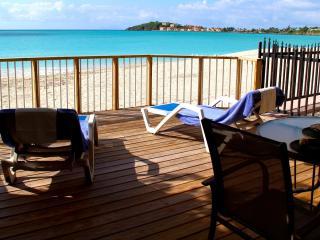 Gorgeous Beachfront Villa#9 at 'Villas on Great Bay' - Philipsburg vacation rentals
