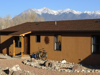 Angelview Fabulous Mt. Views from Town...Wildlife out the backyard! - South Central Colorado vacation rentals