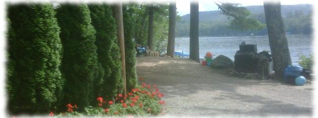 Cotton Cove Cottages on Big Squam Lake in N.H. - Holderness vacation rentals