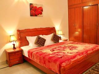 Serviced Apartment near Fortis Hospital Gurgaon - Gurgaon vacation rentals