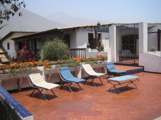 alquiler Lima Perú Vacaciones cortas SOLO GRUPOS - Chosica vacation rentals