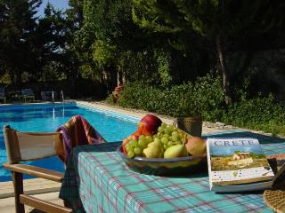 Spacious 5 bedroom Villa in Heraklion with Internet Access - Heraklion vacation rentals