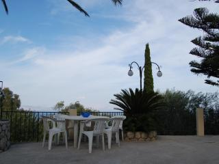Lovely 3-bedroom villa with amazing sea-view - Gastouri vacation rentals