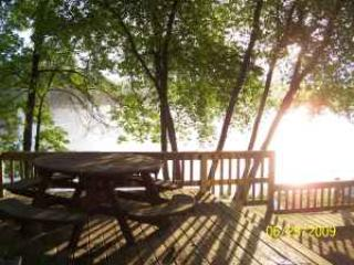 Sunrise - Pleasure Island in the Huron National Forest - South Branch - rentals