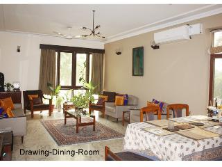 Perfect 1 bedroom Bed and Breakfast in New Delhi - New Delhi vacation rentals