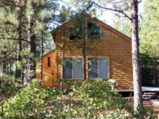 Rustic Black Butte Ranch cabin - Black Butte Ranch vacation rentals