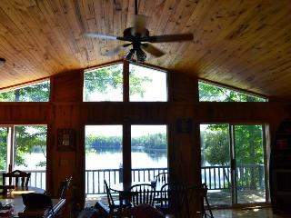 Angler's Escape Secluded Northwood Lakeside Trails - Upson vacation rentals