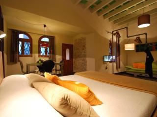 Lakoa Suite with garden in the historic center - Tarifa vacation rentals