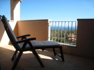 Casa Incantata - cozy family apartment with great sea view - Domus de Maria vacation rentals