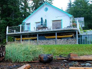 Beach Fishing Cottage on NW Vancouver Island - Quatsino vacation rentals
