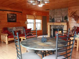 Peckerwood Knob Sunset Cabin; Mntns of SE Oklahoma - Smithville vacation rentals