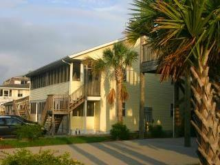 Outside View of Building - Windy Hill Villa #4- First Floor, Steps to Beach - North Myrtle Beach - rentals
