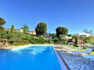 Cottage Podere Chianti in the heart of Chiantishir - Montelopio vacation rentals