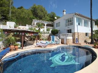 Villa Delfín in Moraira - Moraira vacation rentals
