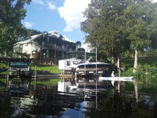 Waterfront Apartment in Private Home - Interlachen vacation rentals