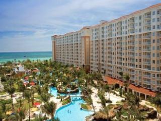 2 Bedroom at Marriott`s Aruba Surf Club - Palm/Eagle Beach vacation rentals