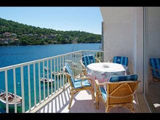 35117 A1 Marija(4+2) - Brna - Cove Brna (Smokvica) vacation rentals