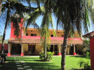 Ocean Front Villa w/swimming pool - Bajos del Ejido vacation rentals