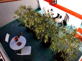 Duplex two-rooms apartment with cozy terrace - Cefalu vacation rentals