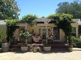 Peaceful Country Getaway-Rancho De Pajarito - Central Coast vacation rentals