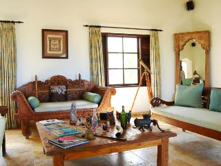 Seafront Home with private beach in lovely area - Freetown vacation rentals