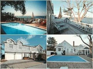 Family fun luxury waterfront home with pool. - Rockaway Park vacation rentals