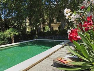 Secret Garden - 4 appartments with 2 bedrooms each, shared garden & pool, private terrace - Pezenas vacation rentals