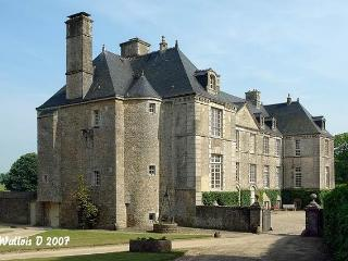 Historic XVII century castle in Normandy - Fontenay-sur-Mer vacation rentals