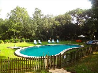 Charming and private five-bedroom villa in Santa Cristina d'Aro, just 5km to the beach - Santa Cristina d'Aro vacation rentals