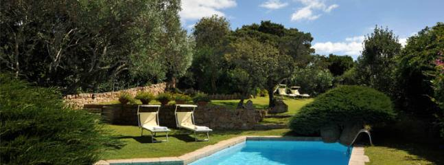 private swimming pool - la mola - Cala di Volpe - rentals