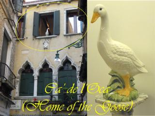 Ca de l Oca,  luxury centre 3/4 bedrooms 3 baths - Venice vacation rentals