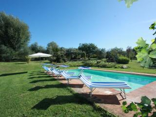 Private Villa with Pool, 11 sleeps, wi-fi, Umbria - San Venanzo vacation rentals