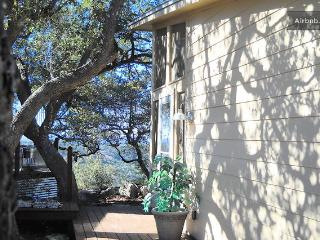 Private Hill Country House w/ Screen Porch & Views - Center Point vacation rentals