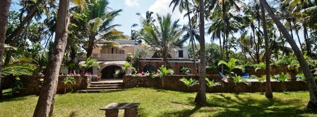 Kivulini Main House at the beach - Image 1 - Diani - rentals