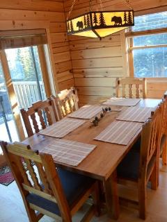 Luxury Secluded Mountain Cabin near Breckenridge - Fairplay vacation rentals
